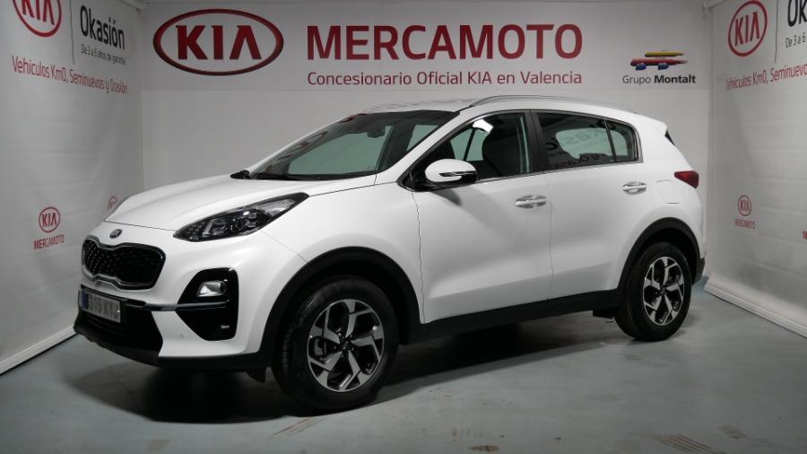 KIA Sportage Blanco Gasolina Manual 4x4 SUV 5 puertas 2019