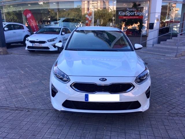 KIA cee'd Blanco Diesel Manual Berlina 5 puertas 2018
