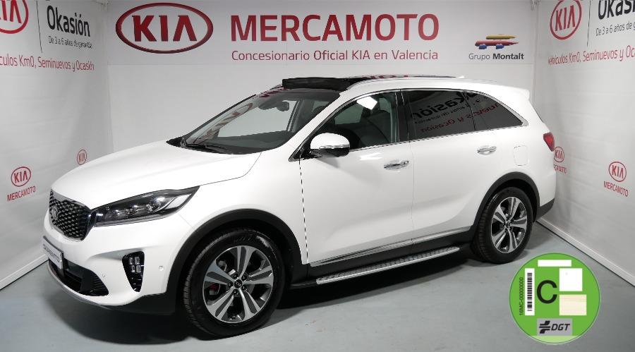 KIA Sorento Blanco Diesel Automático 4x4 SUV 5 puertas 2019