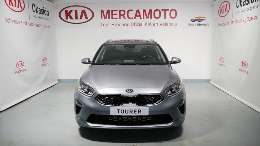 KIA Ceed Tourer Gris / Plata Gasolina Manual Familiar 5 puertas 2019