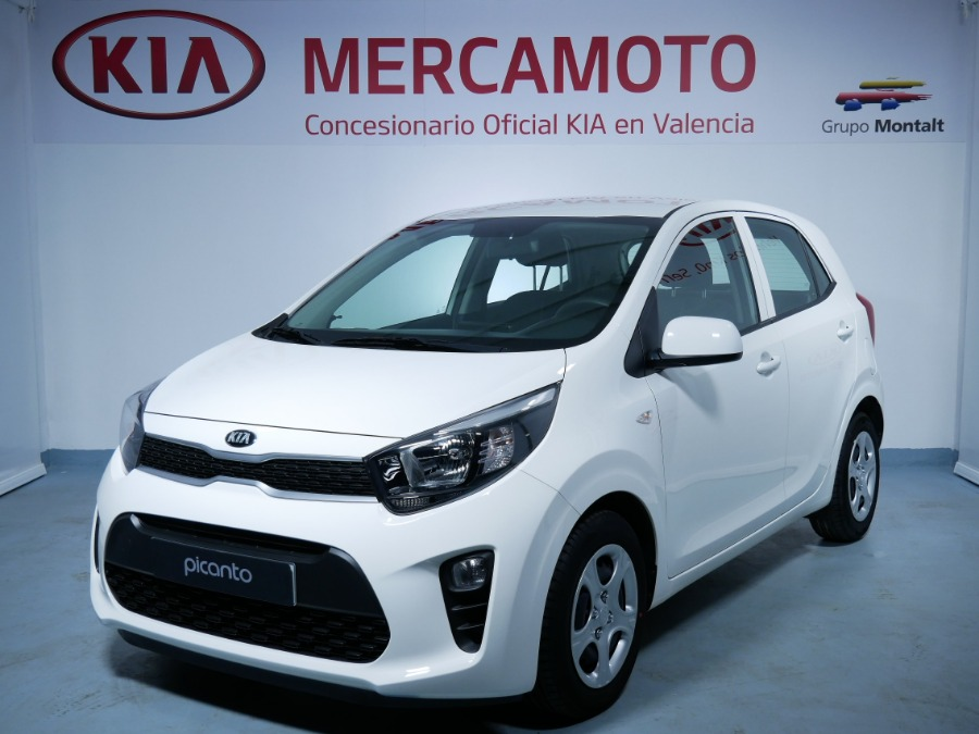 KIA Picanto Blanco Gasolina Manual Berlina 5 puertas 2018