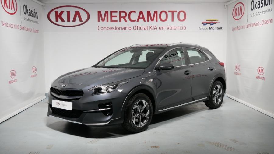 KIA XCeed Gris / Plata Gasolina Manual 4x4 SUV 5 puertas 2019