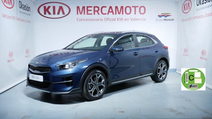 KIA XCeed Azul Gasolina Manual 4x4 SUV 5 puertas 2020