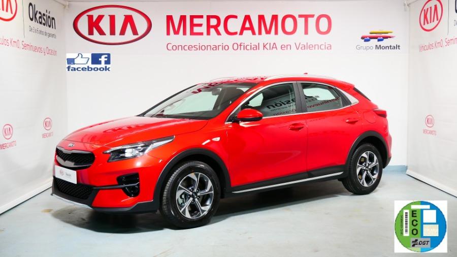 KIA XCeed Rojo Diesel Manual 4x4 SUV 5 puertas 2021