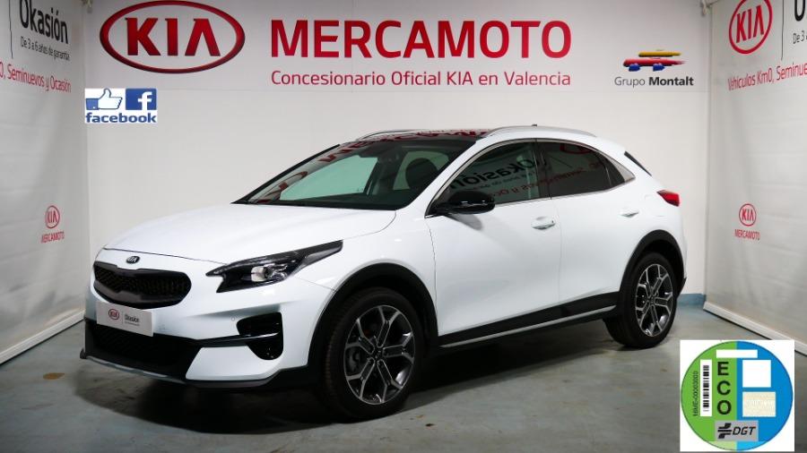 KIA XCeed Blanco Diesel Automático 4x4 SUV 5 puertas 2021