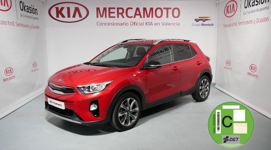 KIA Stonic Rojo Gasolina Manual 4x4 SUV 5 puertas 2018