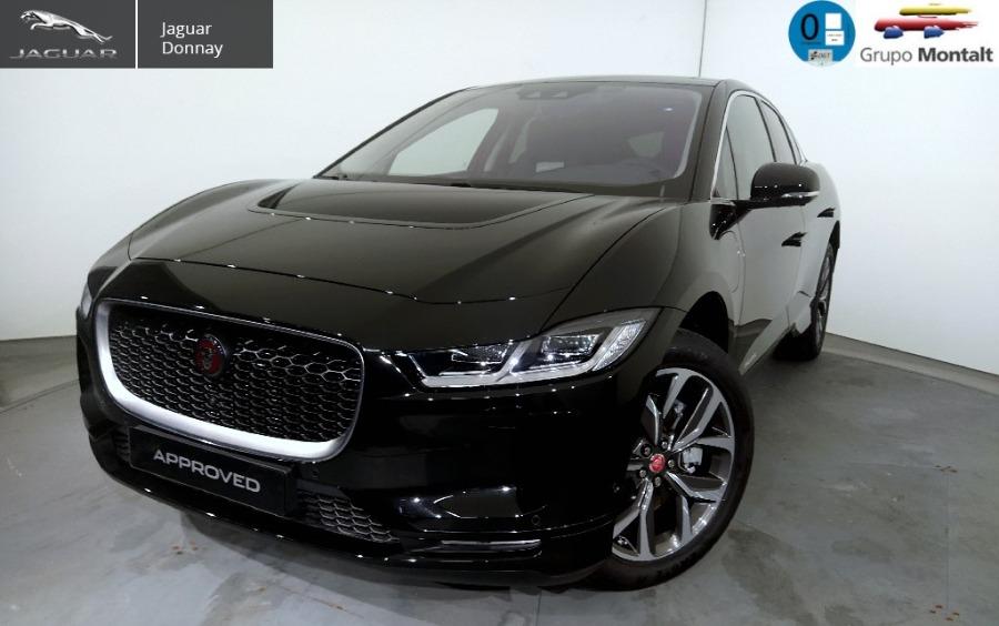 JAGUAR i-Pace Negro Eléctrico / Híbrido Automático 4x4 SUV 5 puertas 2020
