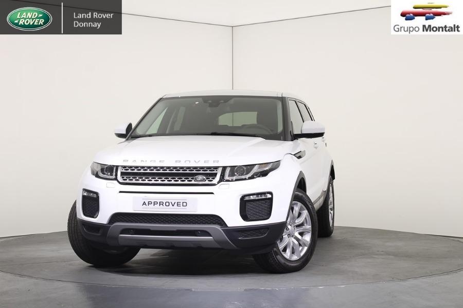 LAND ROVER Range Rover Evoque Blanco Diesel Automático 4x4 SUV 5 puertas 2018