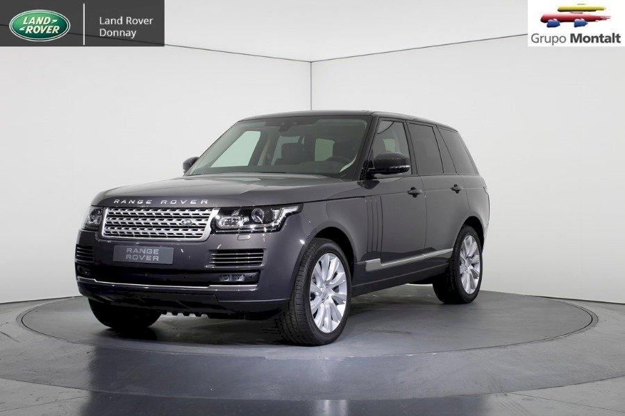 LAND ROVER Range Rover Gris / Plata Diesel Automático 4x4 SUV 5 puertas 2017