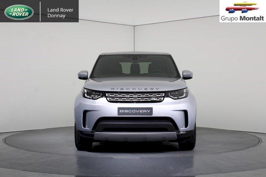 LAND ROVER Discovery Gris / Plata Diesel Automático 4x4 SUV 5 puertas 2017
