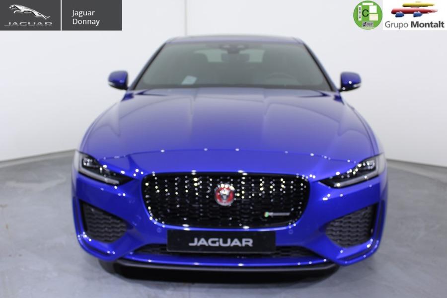 JAGUAR XE Azul Diesel Automático Berlina 4 puertas 2021