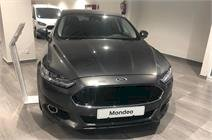 FORD Mondeo Gris / Plata Diesel Manual Berlina 5 puertas 2018