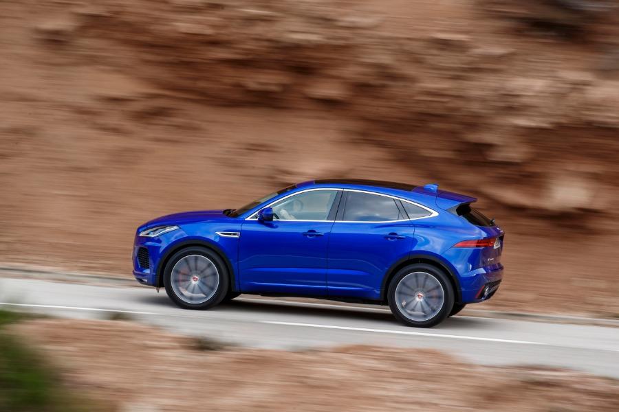 JAGUAR E-Pace Azul Diesel Manual 4x4 SUV 5 puertas 2020