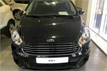FORD Ka+ Negro Gasolina Manual Berlina 5 puertas 2018