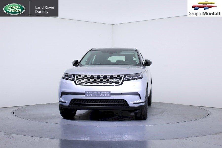 LAND ROVER Range Rover Velar Gris / Plata Diesel Automático 4x4 SUV 5 puertas 2017