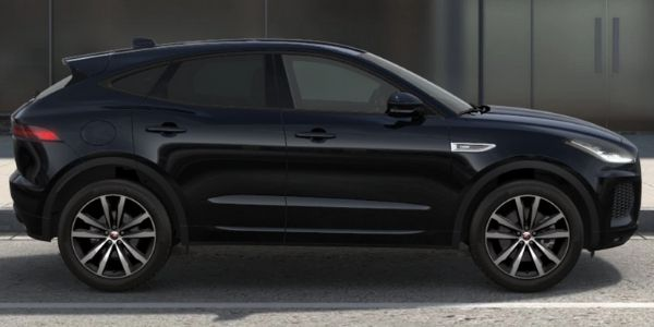 JAGUAR E-Pace Negro Diesel Automático 4x4 SUV 5 puertas 2019