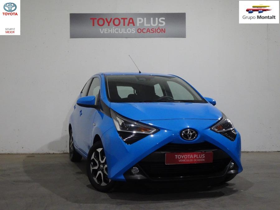 TOYOTA Aygo Azul Gasolina Manual Berlina 5 puertas 2020