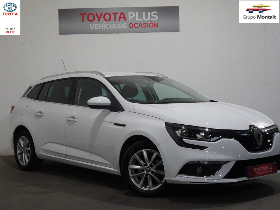 RENAULT Mégane Blanco Gasolina Manual Familiar 5 puertas 2017