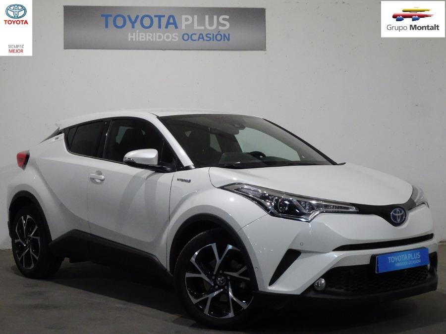 TOYOTA C-HR Blanco Eléctrico / Híbrido Automático Berlina 5 puertas 2019