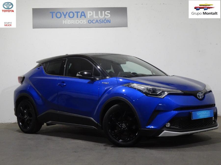 TOYOTA C-HR Azul Eléctrico / Híbrido Automático Berlina 5 puertas 2019