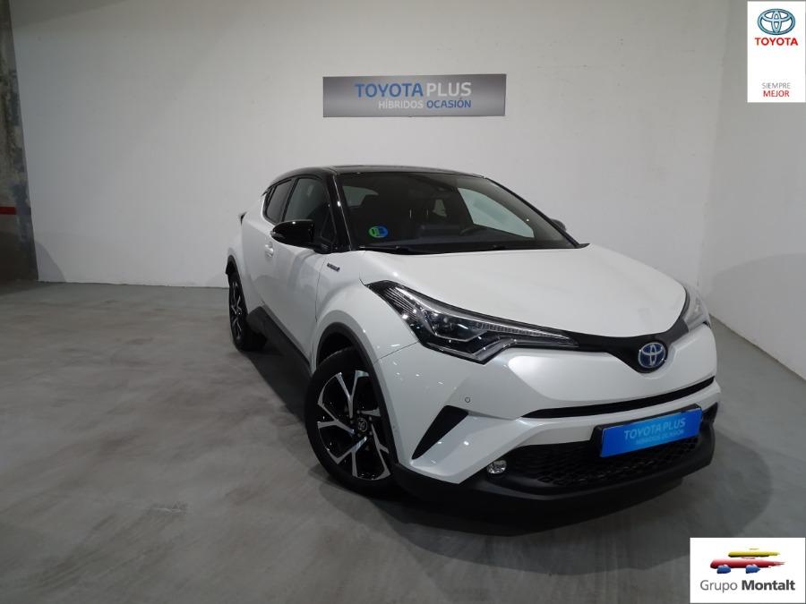 TOYOTA C-HR Blanco Eléctrico / Híbrido Automático Berlina 5 puertas 2017