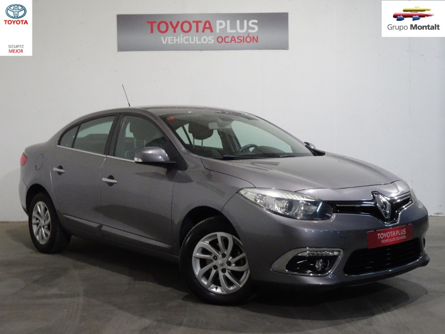 RENAULT Fluence Gris / Plata Diesel Manual Berlina 4 puertas 2013