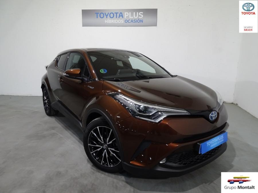 TOYOTA C-HR Marrón Eléctrico / Híbrido Automático Berlina 5 puertas 2018