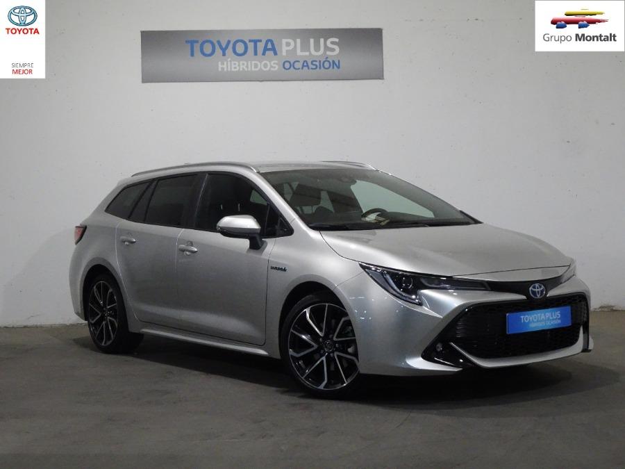 TOYOTA Corolla Gris / Plata Eléctrico / Híbrido Automático Berlina 5 puertas 2020
