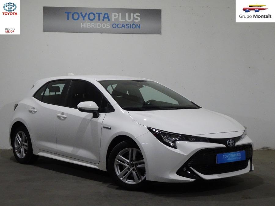 TOYOTA Corolla Blanco Eléctrico / Híbrido Automático Berlina 5 puertas 2019