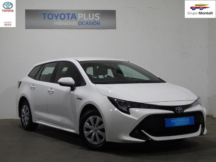 TOYOTA Corolla Blanco Eléctrico / Híbrido Automático Familiar 5 puertas 2020