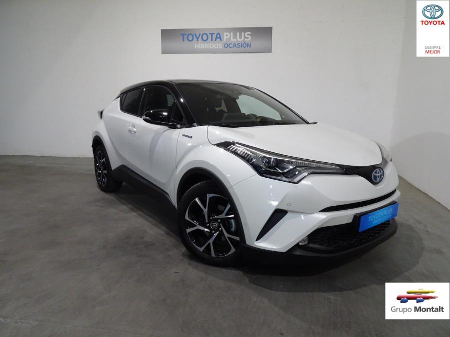 TOYOTA C-HR Blanco Eléctrico / Híbrido Automático Berlina 5 puertas 2018