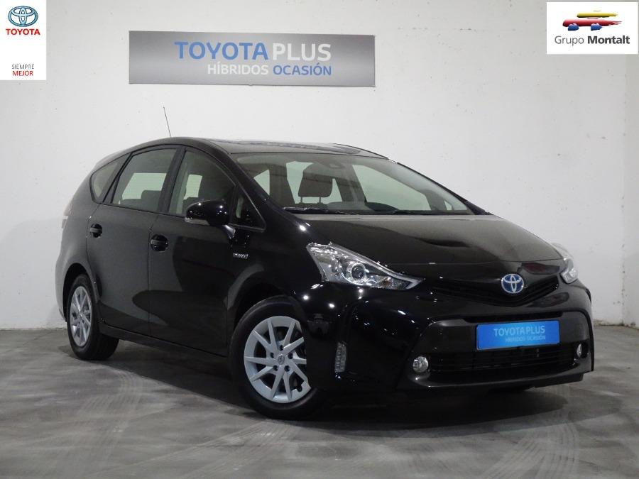 TOYOTA Prius+ Negro Eléctrico / Híbrido Automático Monovolúmen 5 puertas 2020