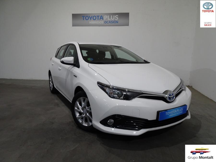 TOYOTA Auris Blanco Eléctrico / Híbrido Automático Berlina 5 puertas 2018