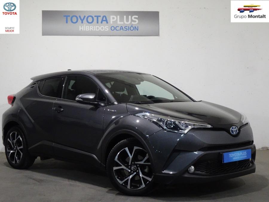 TOYOTA C-HR Gris / Plata Eléctrico / Híbrido Automático Berlina 5 puertas 2019
