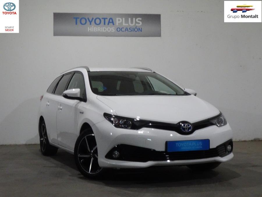 TOYOTA Auris Blanco Eléctrico / Híbrido Automático Familiar 5 puertas 2018
