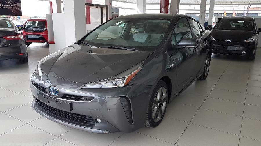 TOYOTA Prius Gris / Plata Eléctrico / Híbrido Automático Berlina 5 puertas 2019