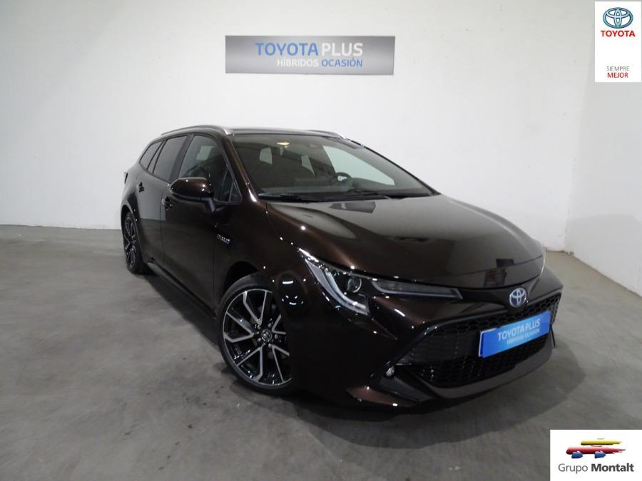 TOYOTA Corolla Marrón Eléctrico / Híbrido Automático Familiar 5 puertas 2019