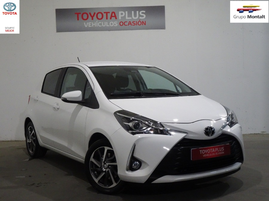TOYOTA Yaris Blanco Gasolina Manual Berlina 5 puertas 2020