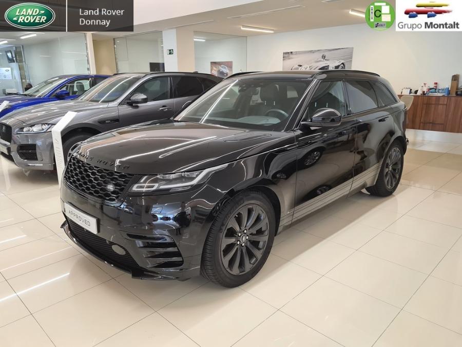 LAND ROVER Range Rover Velar Negro Diesel Automático 4x4 SUV 5 puertas 2018