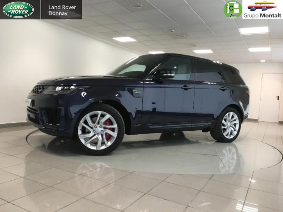 LAND ROVER Range Rover Sport Azul Eléctrico / Híbrido Automático 4x4 SUV 5 puertas 2019