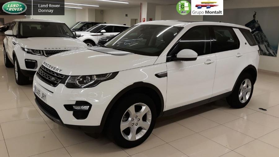 LAND ROVER Discovery Sport Blanco Diesel Automático 4x4 SUV 5 puertas 2016
