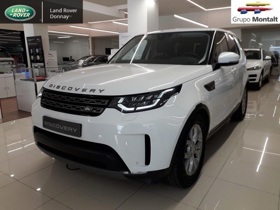 LAND ROVER Discovery Blanco Diesel Automático 4x4 SUV 5 puertas 2018