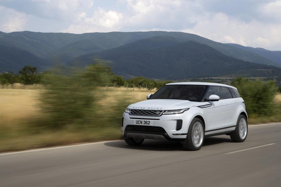 LAND ROVER Range Rover Evoque Blanco Gasolina Automático 4x4 SUV 5 puertas 2020