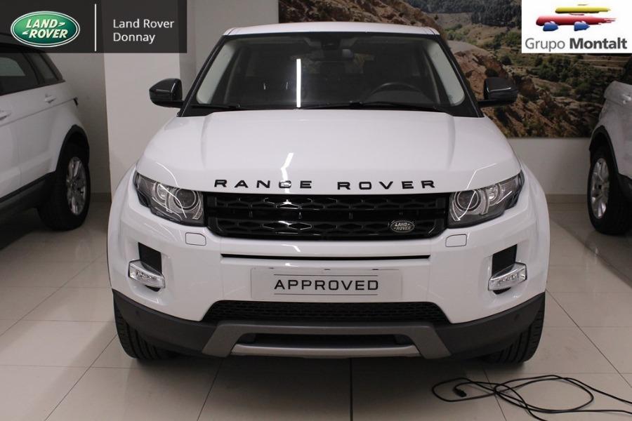 LAND ROVER Range Rover Evoque Blanco Diesel Manual 4x4 SUV 5 puertas 2014