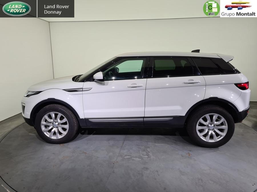 LAND ROVER Range Rover Evoque Blanco Diesel Automático 4x4 SUV 5 puertas 2016