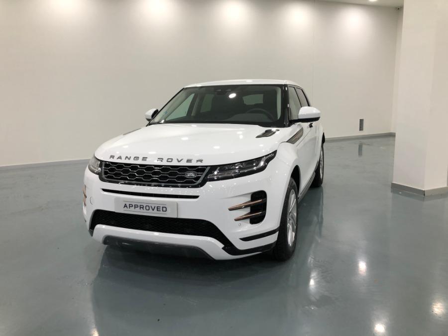 LAND ROVER Range Rover Evoque Blanco Eléctrico / Híbrido Automático 4x4 SUV 5 puertas 2019