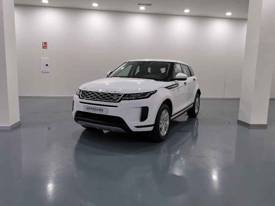 LAND ROVER Range Rover Evoque Blanco Gasolina Automático 4x4 SUV 5 puertas 2021