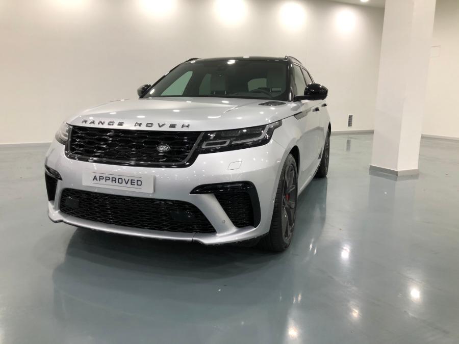 LAND ROVER Range Rover Velar Gris / Plata Gasolina Automático 4x4 SUV 5 puertas 2020