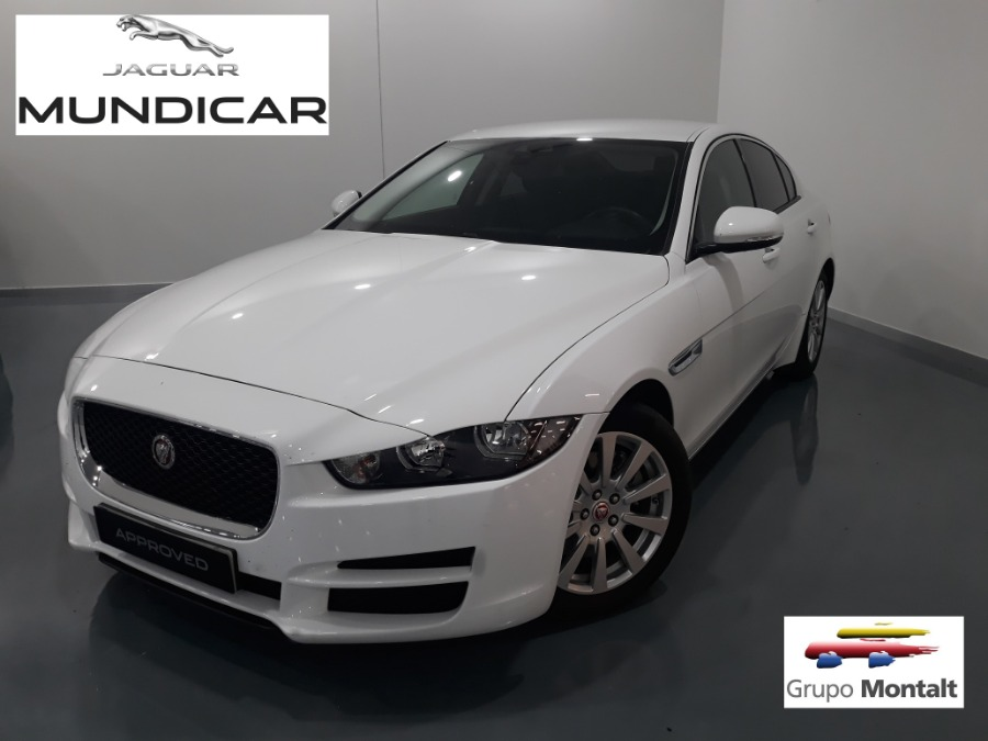 JAGUAR XE Blanco Diesel Manual Berlina 4 puertas 2015