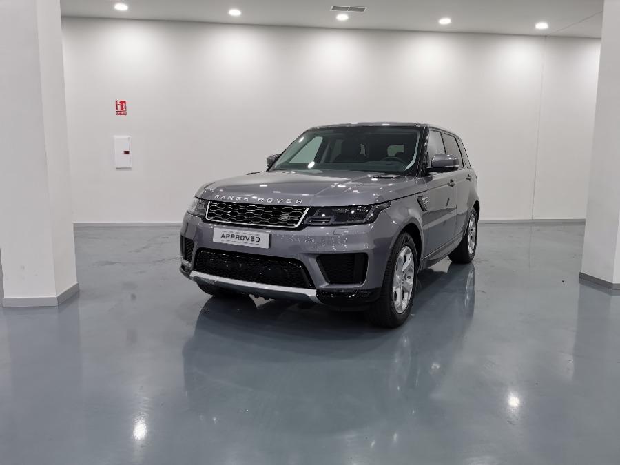 LAND ROVER Range Rover Sport Gris / Plata Diesel Automático 4x4 SUV 5 puertas 2021